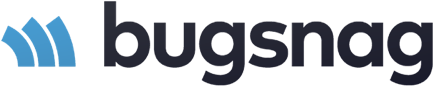 Bugsnag logo@2x 9010bf6d3e6fdff680cfdf10d86336cf36725afb41cae665f5fcddda02e0c7fe