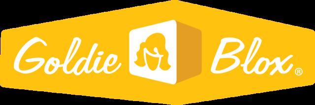 Goldieblox logo@2x b9aeaa6fe3d02d1eaf5bbc2bad07d6e5e83ef79e0535a5a70daf1ad597ee455b